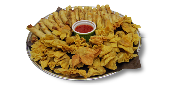 Fried Wonton Tray