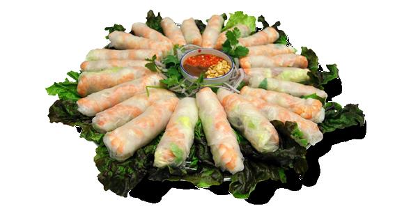 Salad Roll Tray
