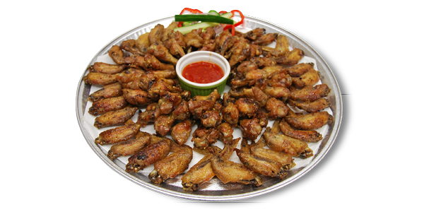 Chicken Wing Tray