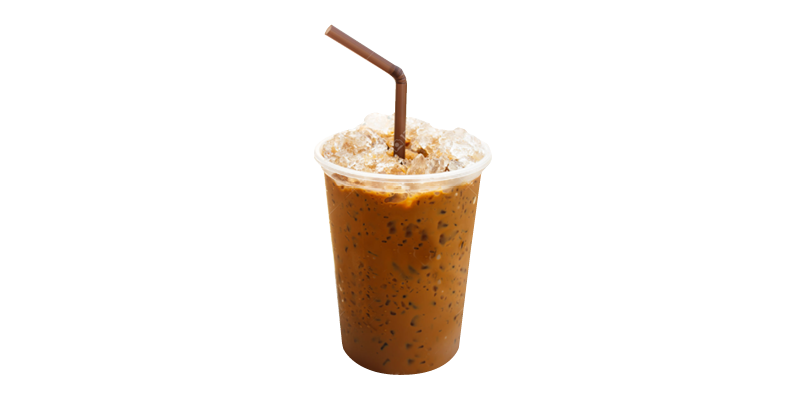 Iced Condensed Milk Coffee