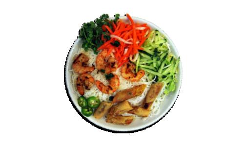 Boon Togo - Shrimp Skewer