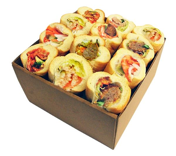 Premium Banh Mi Box 8