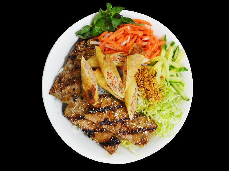 Boon Togo - Grilled Pork Patty