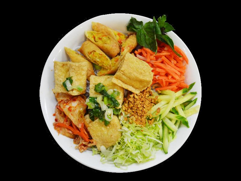 Boon Togo - Tofu and Kimchi
