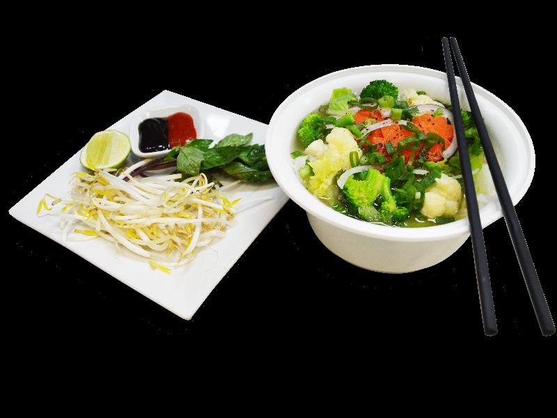 PHO - Veggie Noodle Soup