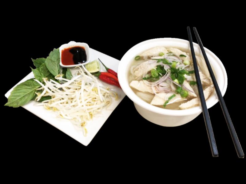 PHO - Chicken Noodle Soup